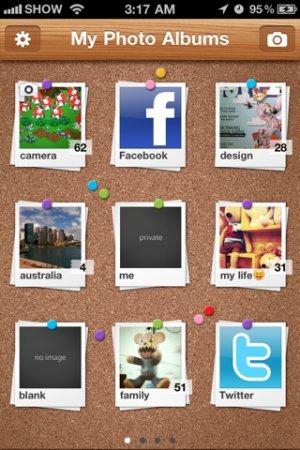My Photo Albums - создание альбомов на iPad iPhone iPod - Мобайл - Каталог статей - My.BezDoz.Ru